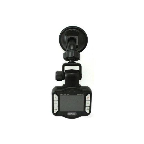 Автовидеорегистратор с монитором Tenex DVR-630 FHD mini Прев'ю 2