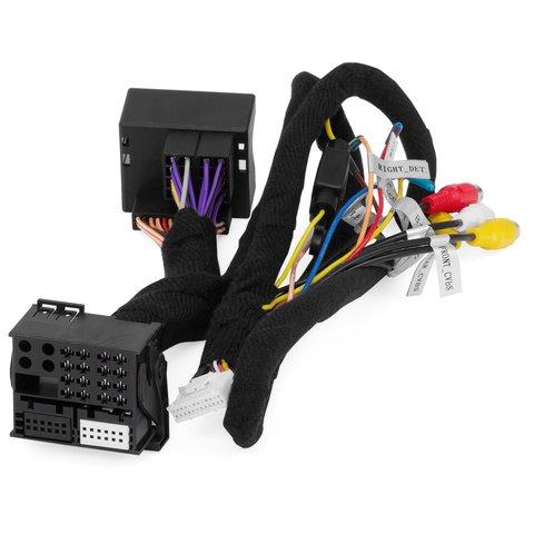 Адаптер с функцией CarPlay для подключения камер в BMW с системой CIC- HIGH(NBT) Превью 6