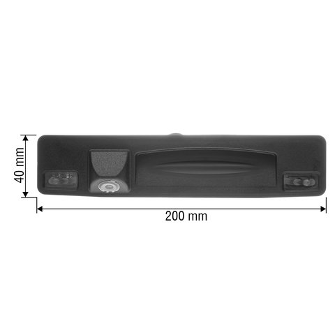 Tailgate Rear View Camera for Ford Focus of 2015-2017 MY Preview 1