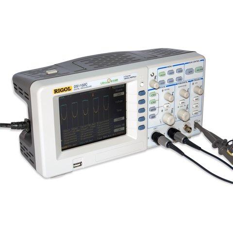 Цифровий осцилограф RIGOL DS1022C Прев'ю 3