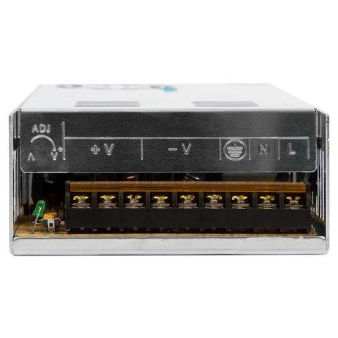 Блок живлення для світлодіодних стрічок 12 В, 35 A (400 Вт), 110-220 В Прев'ю 1