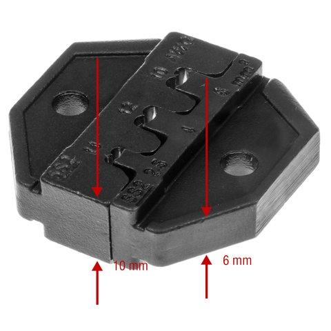 Матриця для кримпера Pro'sKit CP-5S2D Прев'ю 2