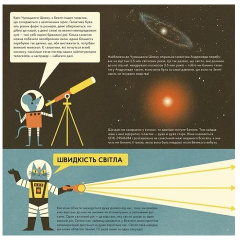 Книга Професор Астрокіт і неосяжний космос - Воллімен Домінік - /*Photo|product*/
