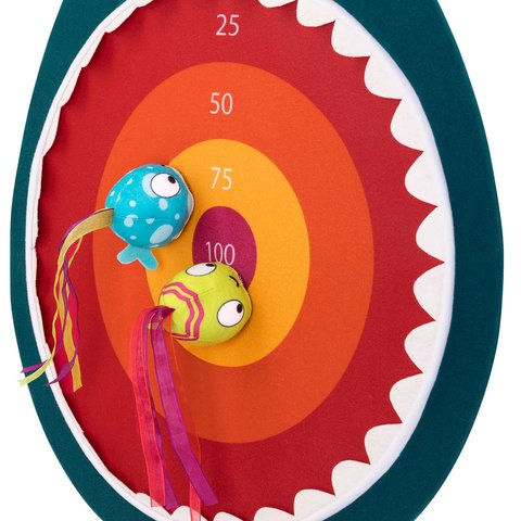 Іграшка для розвитку Battat Голодна акула мішень Прев'ю 4