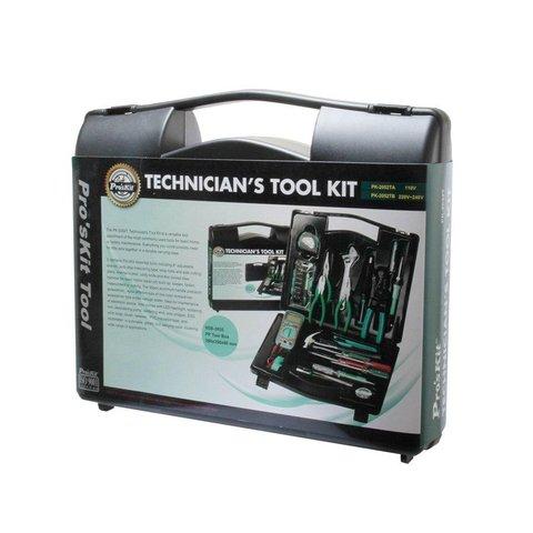 Technician's Tool Kit Pro'sKit PK-2052TB Preview 1