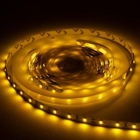 LED Strip SMD3528 (yellow, 300 LEDs, 12 VDC, 5 m, IP65) Preview 2